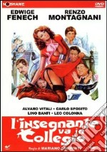 L' Insegnante Va In Collegio  film in dvd di Mariano Laurenti