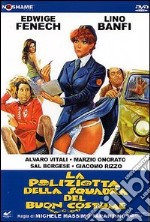 La poliziotta della squadra del buoncostume film in dvd di Michele Massimo Tarantini