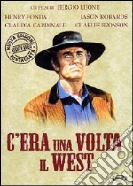 C'era una volta il West film in dvd di Sergio Leone