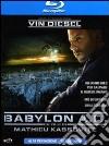 (Blu Ray Disk) Babylon A.D. dvd