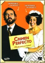 Crimen perfecto film in dvd di Alex De La Iglesia