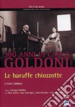 Goldoni. Le baruffe chiozzotte film in dvd di Giorgio Strehler