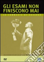 Gli esami non finiscono mai film in dvd di Eduardo De Filippo