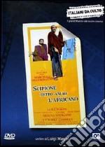 Scipione detto anche l'Africano film in dvd di Luigi Magni
