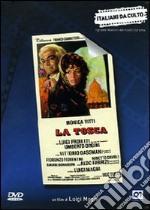 La Tosca film in dvd di Luigi Magni