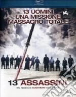 (Blu Ray Disk) 13 assassini film in blu ray disk di Takashi Miike
