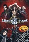 I tre moschettieri 2D + 3D (Cofanetto 2 DVD) dvd