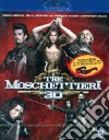 (Blu Ray Disk) I tre moschettieri 2D + 3D anaglyph (Cofanetto 2 DVD) dvd