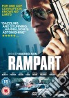 (Blu Ray Disk) Rampart dvd