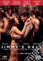 Jimmy's Hall dvd