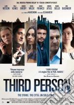 Third Person dvd