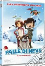 Palle Di Neve dvd