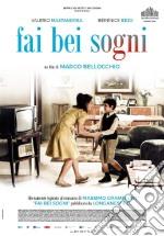 Fai bei sogni film in dvd di Marco Bellocchio