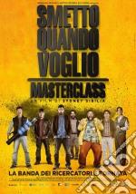 Smetto Quando Voglio - Masterclass dvd