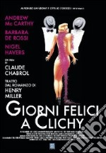 Giorni Felici A Clichy film in dvd di Claude Chabrol