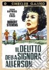 Delitto Della Signora Allerson (Il) dvd
