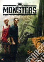 Monsters film in dvd di Gareth Edwards