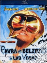 (Blu Ray Disk) Paura e delirio a Las Vegas film in blu ray disk di Terry Gilliam