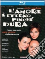 (Blu Ray Disk) L' amore è eterno finché dura film in blu ray disk di Carlo Verdone