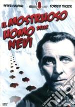 Il mostruoso uomo delle nevi film in dvd di Val Guest