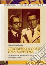 Giocando A Golf Una Mattina (3 Dvd) film in dvd di Daniele D'Anza