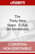 The Thirty-Nine Steps. Il club dei trentanove film in dvd di Alfred Hitchcock
