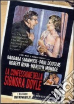 La confessione della signora Doyle film in dvd di Fritz Lang