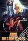 (Blu Ray Disk) Arma Non Convenzionale dvd