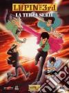 Lupin III. Serie 3. Box 3 dvd