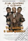 Tre Uomini E Una Gamba dvd
