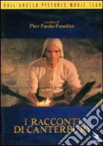 I racconti di Canterbury film in dvd di Pier Paolo Pasolini