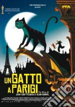 Gatto A Parigi (Un) dvd