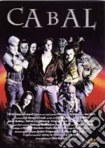 Cabal film in dvd di Clive Barker