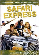 Safari Express film in dvd di Duccio Tessari