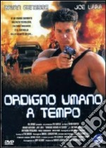 Ordigno Umano A Tempo film in dvd di Mark Roper