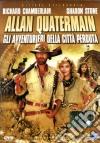 Allan Quatermain 2 - Gli Avventurieri Della Citta' Perduta dvd