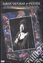 Sarah Vaughan & Friends. A Night of Sass & Brass film in dvd