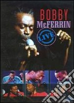 Bobby McFerrin. Live film in dvd