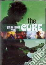 The Cure. Live in France 2005 film in dvd