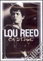 Lou Reed. On Stage film in dvd