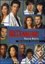 Grey's Anatomy. Terza serie film in dvd