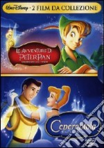 Le avventure di Peter Pan - Cenerentola (Cofanetto 3 DVD) film in dvd di Clyde Geronimi