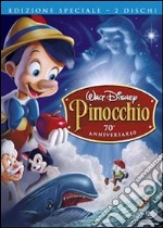 Pinocchio film in dvd di Hamilton Luske,Ben Sharpsteen