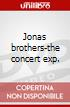 Jonas brothers-the concert exp.