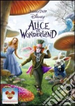Alice in Wonderland film in dvd di Tim Burton