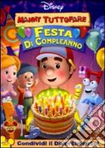 Manny Tuttofare. Festa di compleanno film in dvd di Charles E. Bastien, Susan Blu