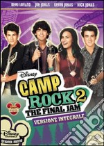 Camp Rock 2. The Final Jam film in dvd di Paul Hoen