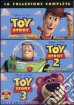 Toy Story 1, 2, 3 (Cofanetto 3 DVD) film in dvd di John Lasseter, Lee Unkrich