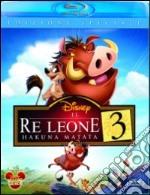 (Blu Ray Disk) Il Re Leone 3. Hakuna Matata film in blu ray disk di Bradley Raymond