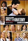 Grey's Anatomy. Stagione 05 (7 Dvd)  dvd